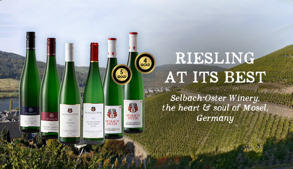 The Heart & Soul of Mosel – Selbach-Oster Winery