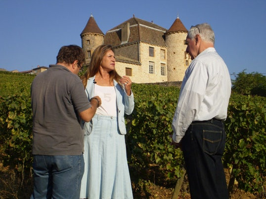 Chateau-Pouilly-owners