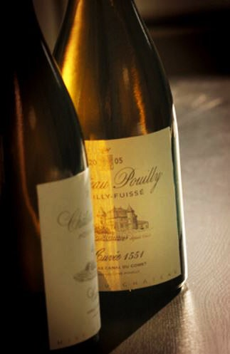 "CHATEAU POUILLY ""CUVEE 1551"" - POUILLY FUISSE"