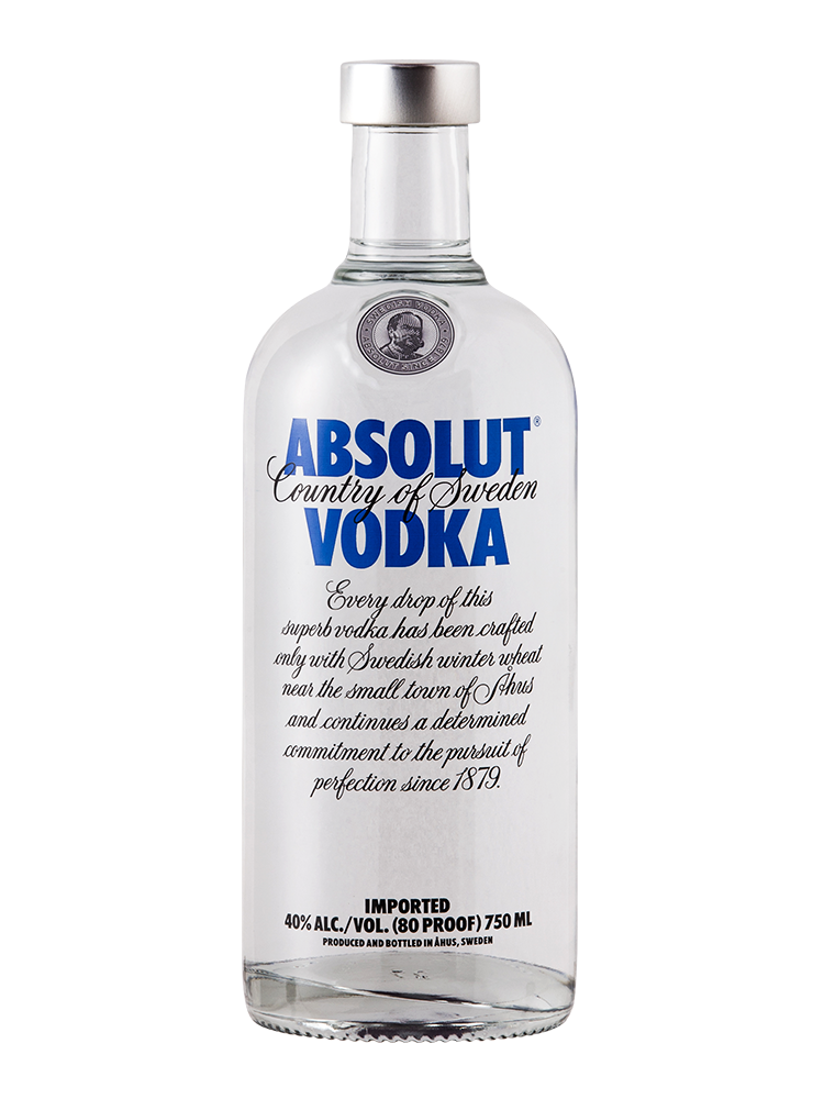 ABSOLUTE - VODKA