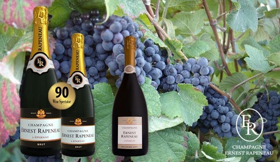 STORIES BEHIND THE BOTTLES - Episode 5 - Champagne Ernest Rapeneau