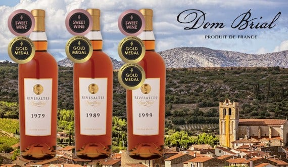 STORIES BEHIND THE BOTTLES - Episode 6 - Rivesaltes Dom Brial