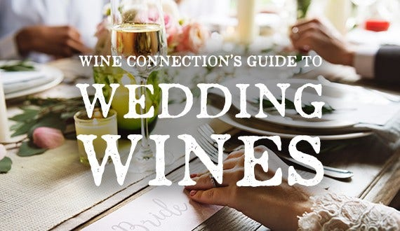 Your Wedding Wines Guide